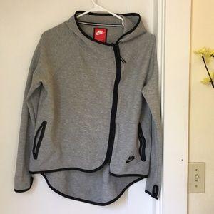 Nike cape sweatshirt